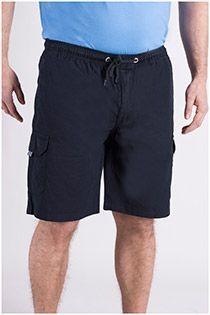 Uni Shorts mit elastischem Bund von Forestal.