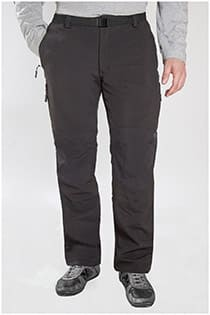 Outdoorhose von Plus Man.