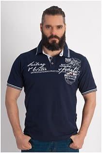 Piqué Poloshirt von Forestal.