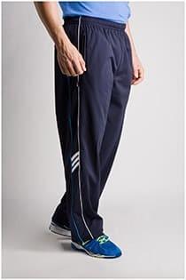 Extra lange Jogginghose von Plus Man.