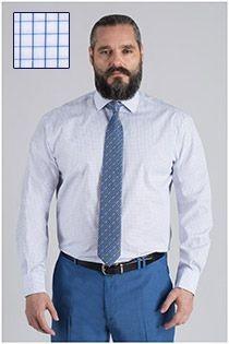 Dresshemd von Plusman.