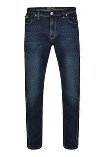 Extra lange 5-Pocket-Stretchjeans von KAM Jeanswear