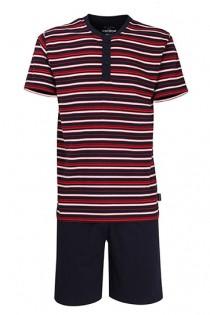 Korte gestreepte pyjama van Ceceba