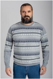 Norwegischer Pullover von Kitaro.