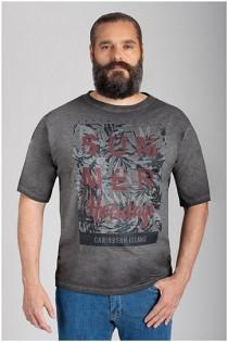 Kurzarm T-Shirt von Forestal