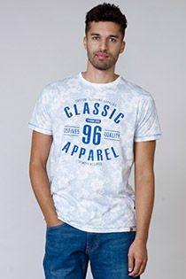 D555 t-shirt korte mouw