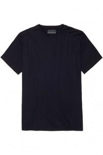 Einfaches Kurzarm-T-Shirt von Adamo