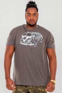 D555 Kurzarm T-Shirt Volkswagen